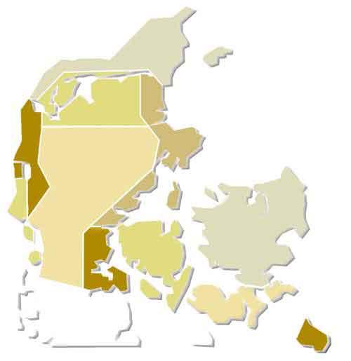 Stuga i Danmark