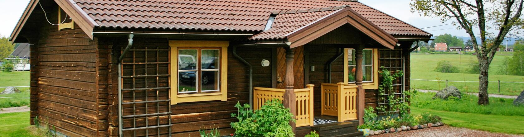 Leksand in Sweden - Rent a holiday home in with DanCenter