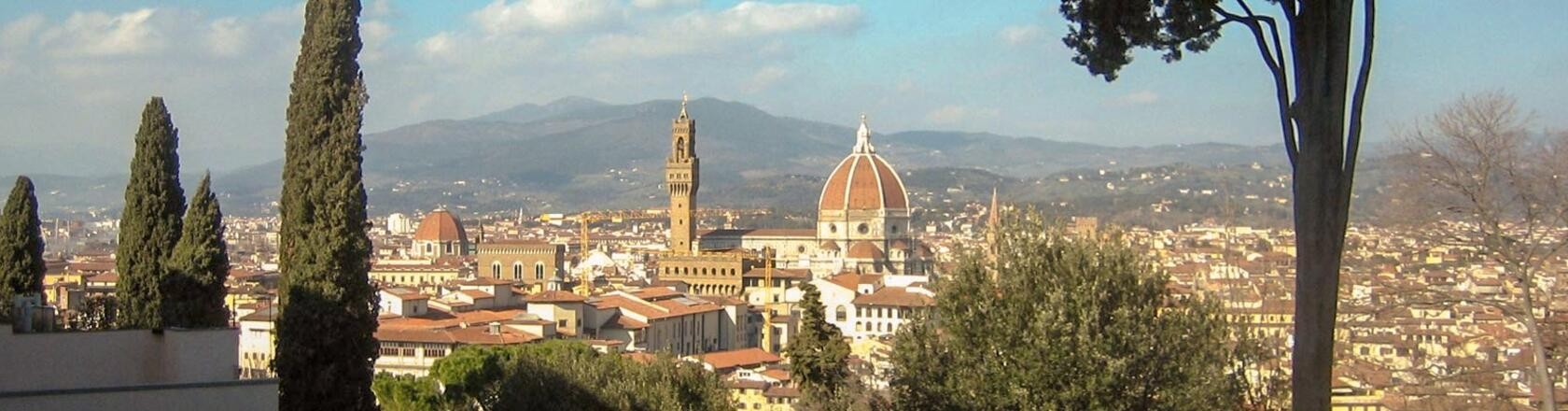 Pistoia in Italy - Rent a holiday home  with DanCenter