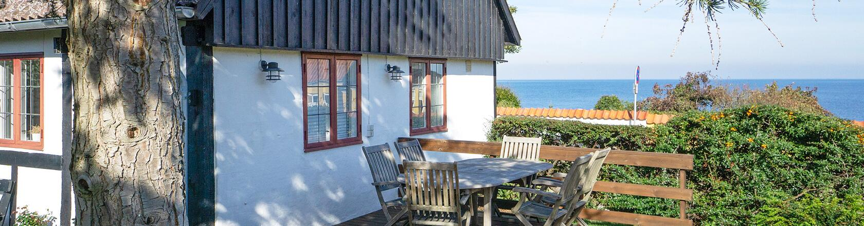 Sandvig in Denmark - Rent a holiday home  with DanCenter