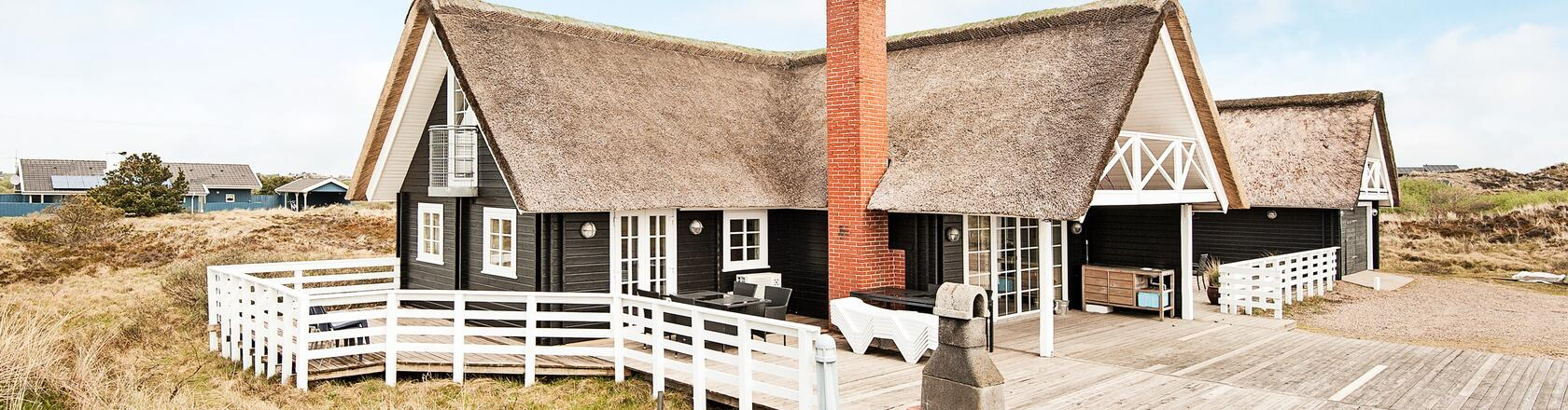Book a holiday cottage on Fanø - Idyllic island holiday in the Wadden Sea