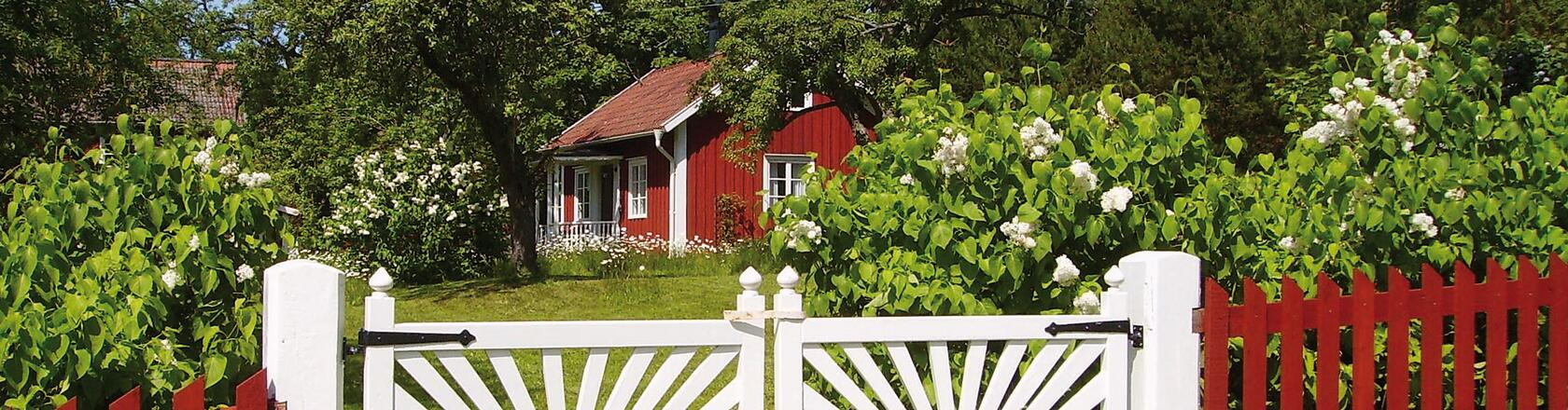 Nya Skaraborg in Sweden - Rent a holiday home  with DanCenter