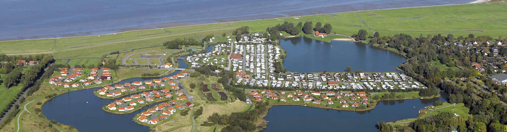 Otterndorf, Nordsee in Germany - Rent a holiday home  with DanCenter