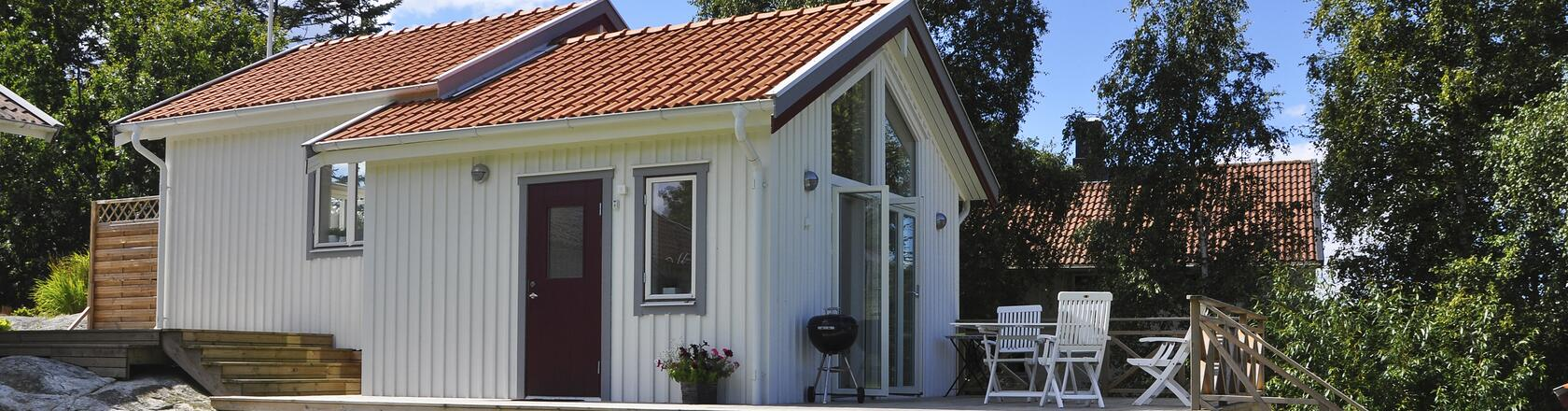 Ucklum in Sweden - Rent a holiday home  with DanCenter