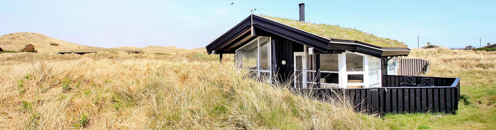 Holmsland Klit in Denmark - Rent a holiday home in with DanCenter