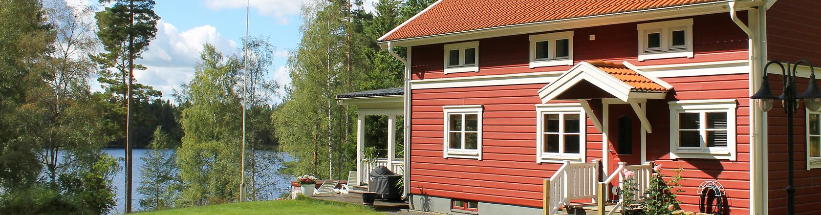 Vittsjö in Sweden - Rent a holiday home  with DanCenter