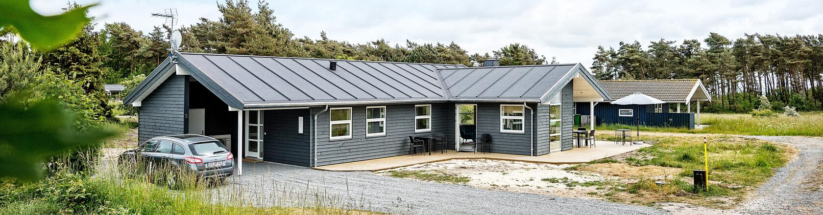 Gudhjem in Denmark - Rent a holiday home  with DanCenter