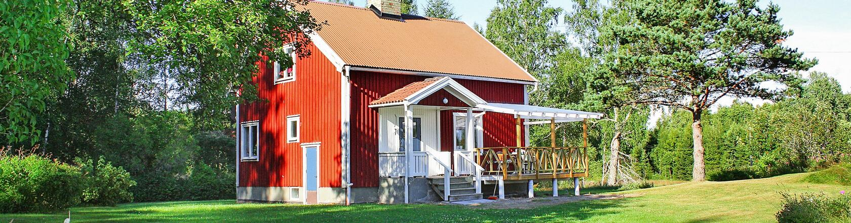 Värmlandsnäs in Sweden - Rent a holiday home  with DanCenter