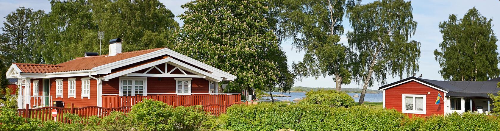 Sandviken in Sweden - Rent a holiday home  with DanCenter