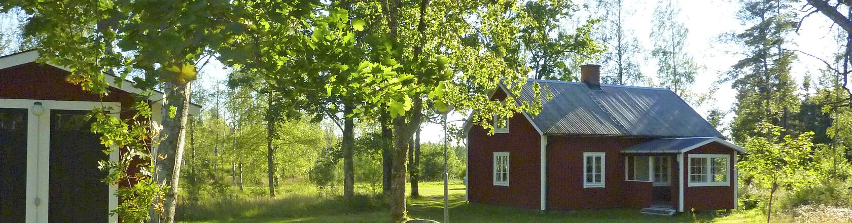Vislanda in Sweden - Rent a holiday home  with DanCenter