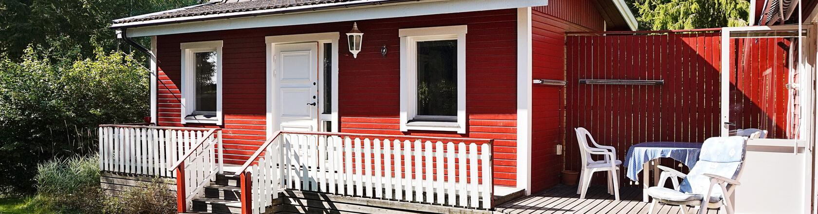 Uppsala in Sweden - Rent a holiday home  with DanCenter