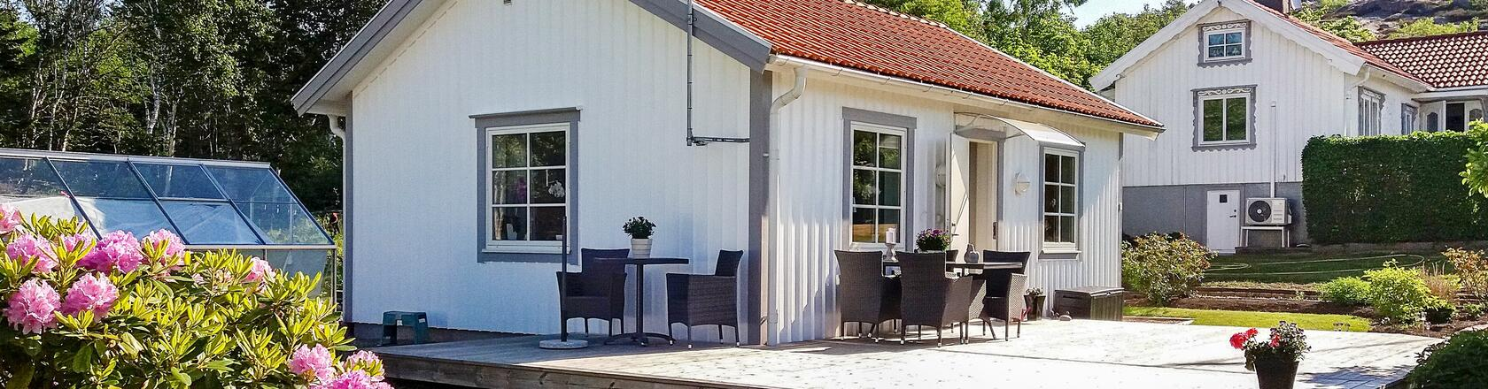 Skalhamn in Sweden - Rent a holiday home  with DanCenter