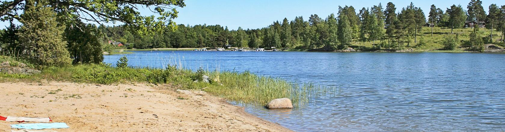 Roslagen in Sweden - Rent a holiday home in with DanCenter