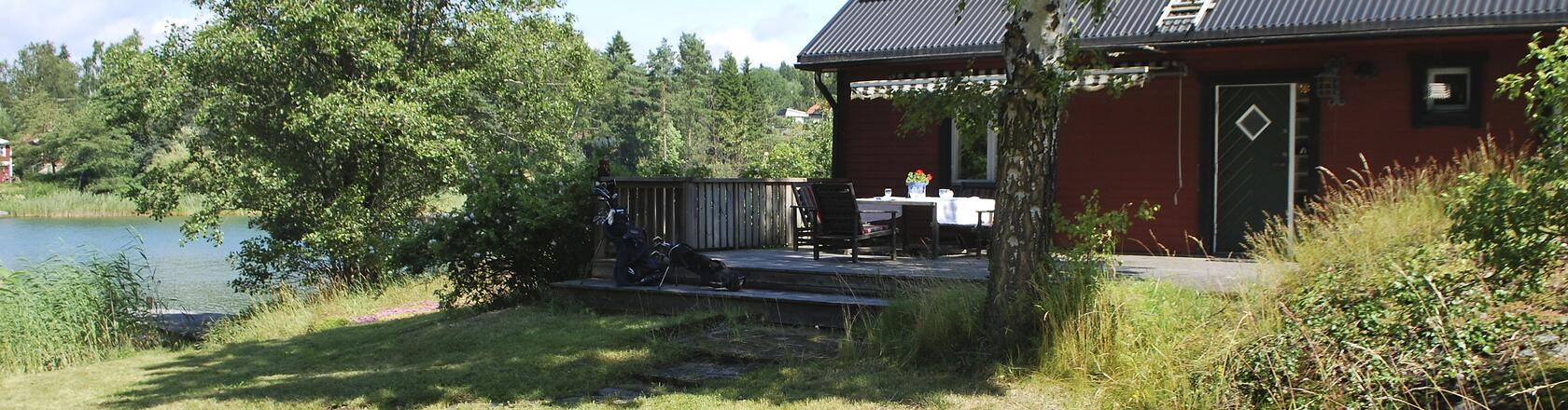 Svärdsö in Sweden - Rent a holiday home  with DanCenter
