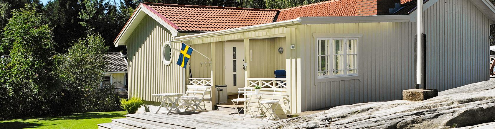 Bokenäs in Sweden - Rent a holiday home  with DanCenter