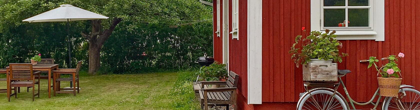 Ekerö in Sweden - Rent a holiday home in with DanCenter