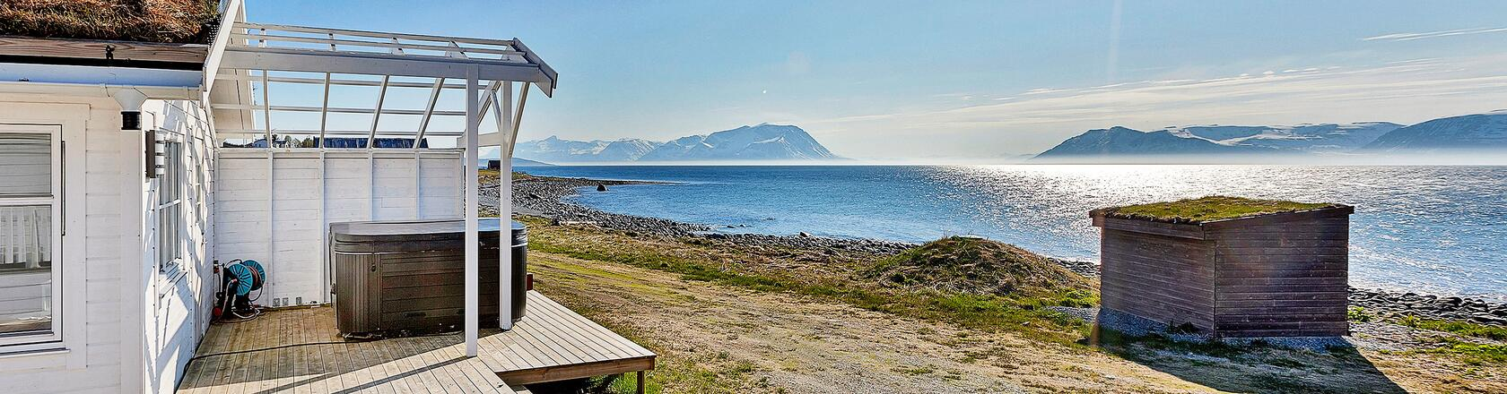 Skjervøy in Norway - Rent a holiday home  with DanCenter