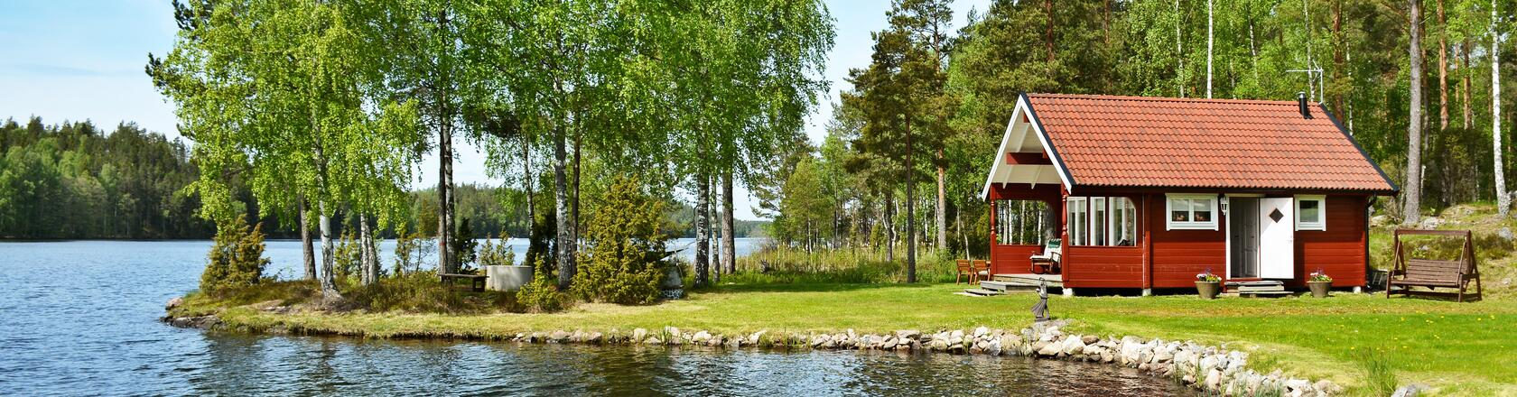 Valdemarsvik in Sweden - Rent a holiday home in with DanCenter