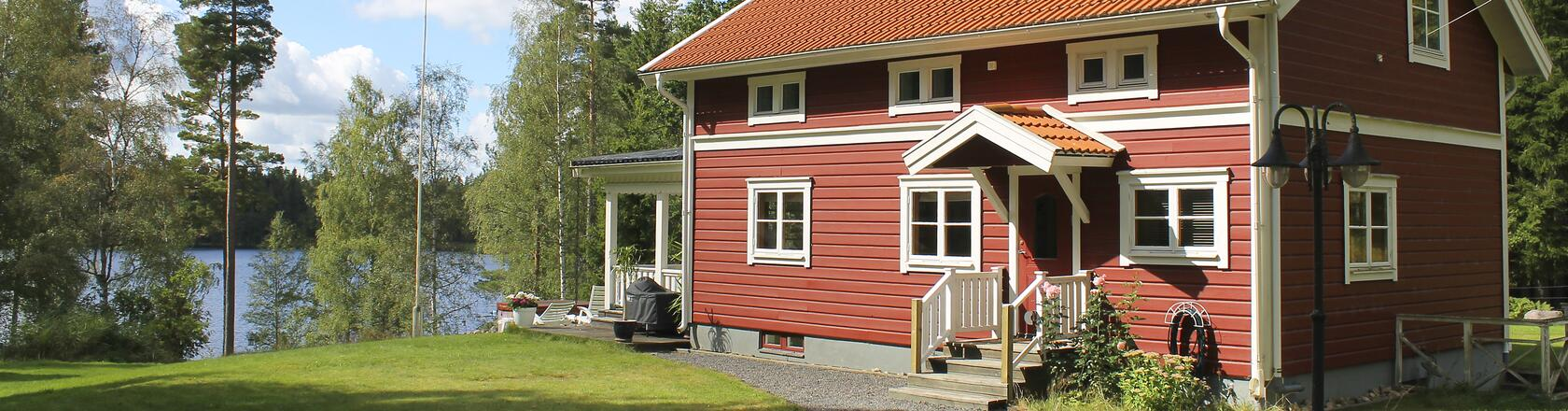 Bunn in Sweden - Rent a holiday home  with DanCenter