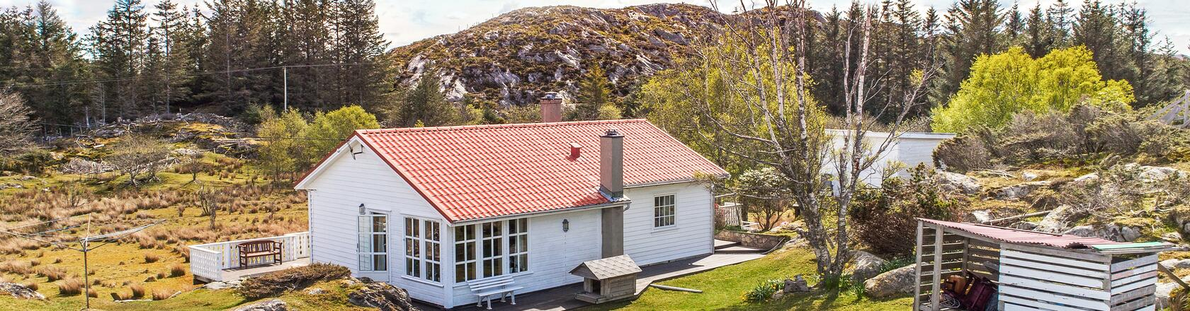 Lund in Norway - Rent a holiday home  with DanCenter